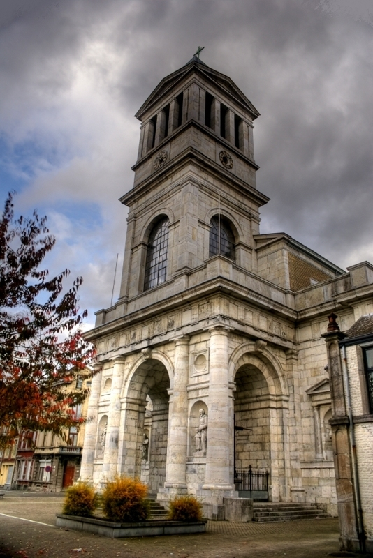 St-Remacle church*